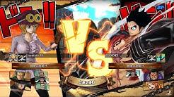 One Piece Burning Blood - Online Ranked Battles Episode #2 (1080p)  ワンピース バーニングブラッド