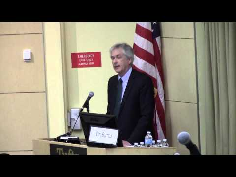 Deputy Secretary of State William Burns, Keynote Address | Part 1