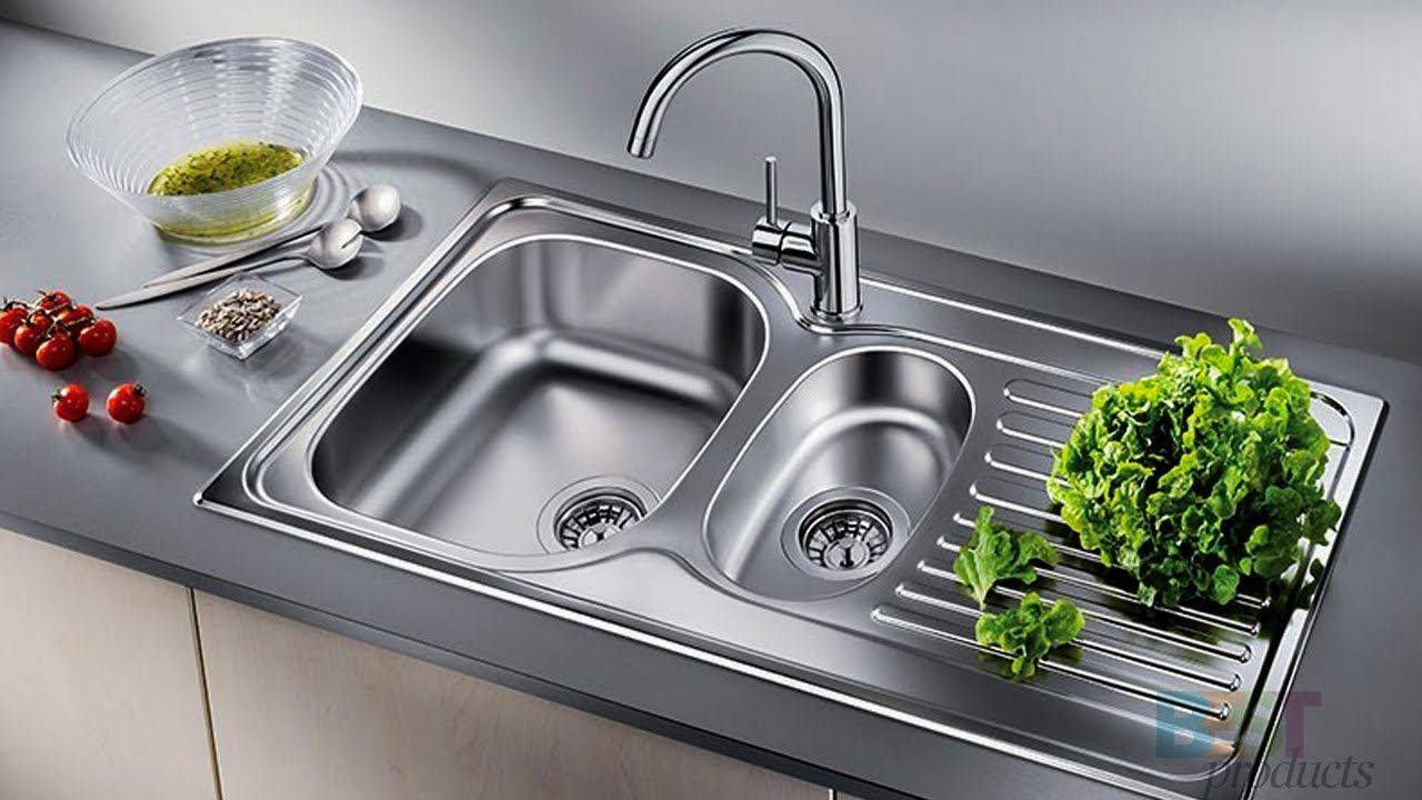 Top 5 Best Stainless Steel Sink You Can Buy In 2020 Youtube
