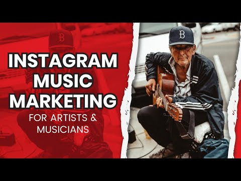 Instagram Music Marketing For Artists & Musicians