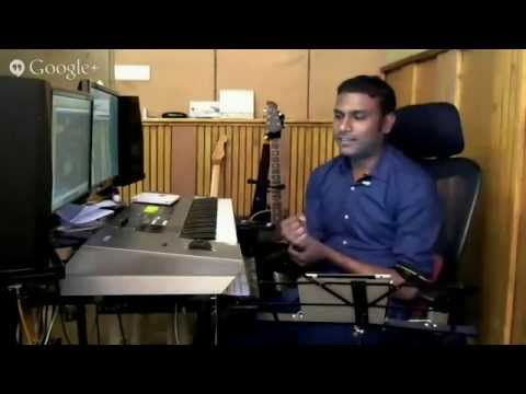 Anup Rubens Live about Manam Sangeetham