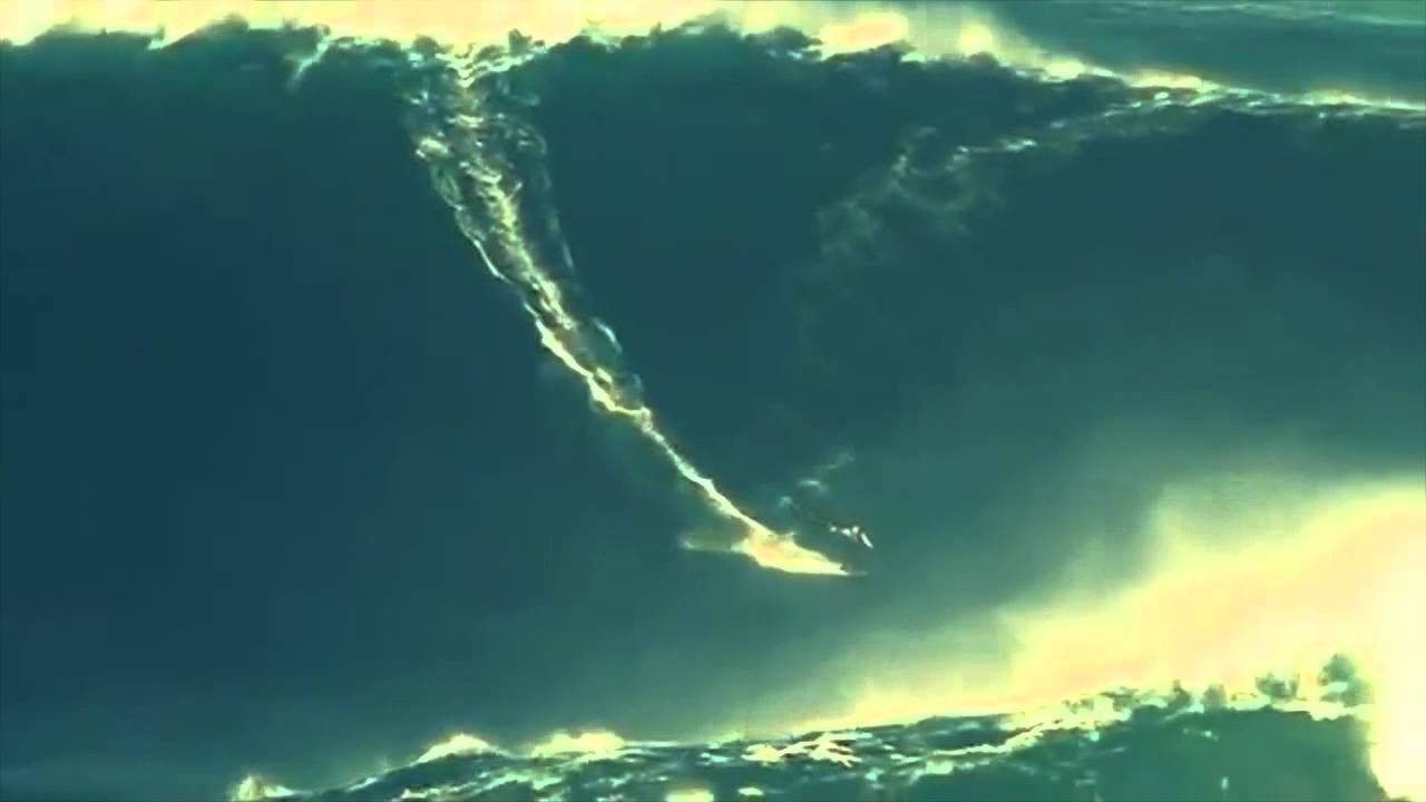 Garrett Mcnamara Breaks World Record Surfing 100 Foot Wave