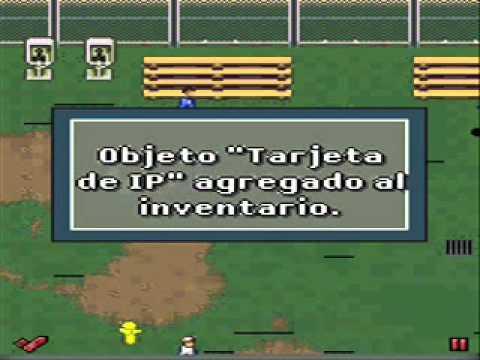 Prison Break mobile parte 1