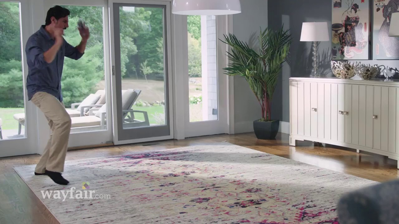 Wayfair Drop the Mic Commercial