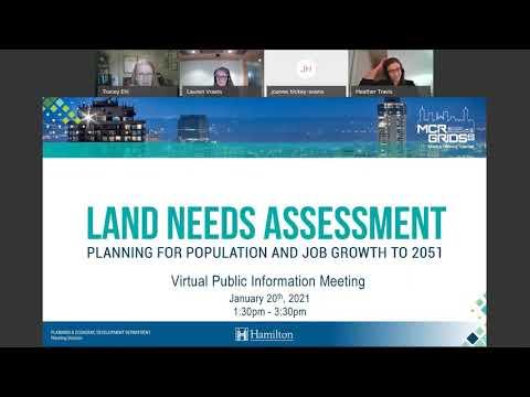 Jan 20 Public Meeting Presentation