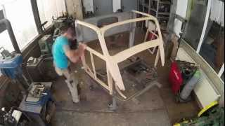 Framo V901/2 Fahrerhaus Restauration