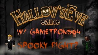 Roblox #11- SPOOKY w/ Gametron564 (Commentary)