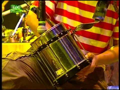 Gogol Bordello @ Festival Optimus Alive, Lisboa (2010/07/10) [FULL SHOW]