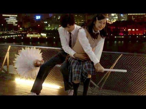 「さあ、乗って!」白魔女・千眼美子の杖が箒に早変わり!映画『僕の彼女は魔法使い』本編映像