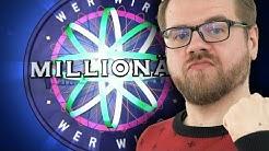 Endlich ein MILLIONÄR? Wer wird Millionär?