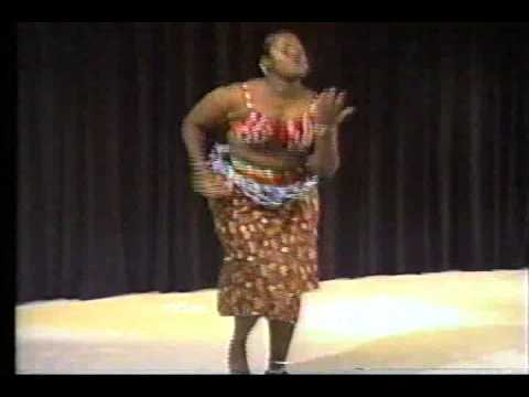 African Tribal Dance Gone Wrong