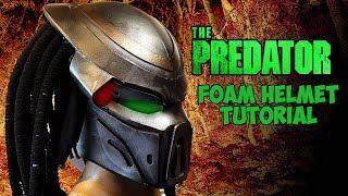 Predator Foam Helmet Tutorial