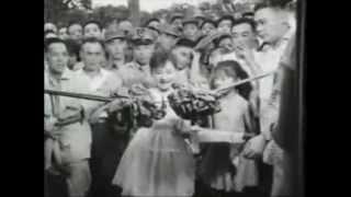 1959.6.5 中山兒童樂園游泳池開幕 亞洲最佳童星張小燕剪綵