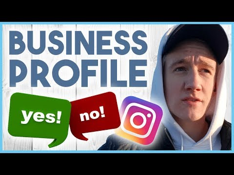😬 INSTAGRAM BUSINESS PROFILE - PROS VS. CONS 😬