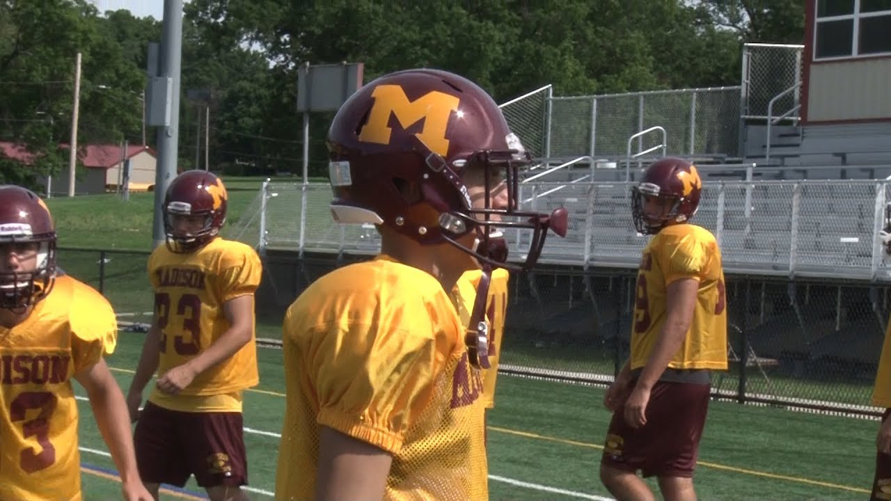 2017 Madison Dodgers Football Preview Youtube