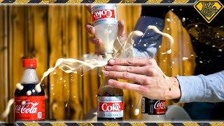 Download Don't Mix DRY ICE and Coke Mp3 and Videos