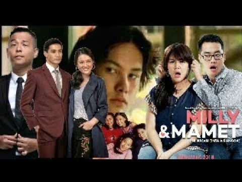 """Milly & Mamet The Movie""Spin Off AADC Garapan Ernest Prakasa 