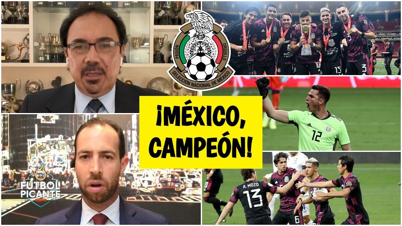 Download ANÁLISIS México, CAMPEÓN del torneo Preolímpico. Venció en penales a Honduras | Futbol Picante