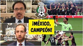 ANÁLISIS México, CAMPEÓN del torneo Preolímpico. Venció en penales a Honduras | Futbol Picante