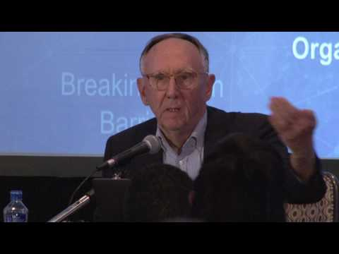 ETS17 // Applications and Trends in GIS Technology, Jack Dangermond, ESRI
