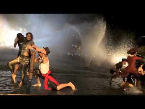 Lindsey Stirling films video