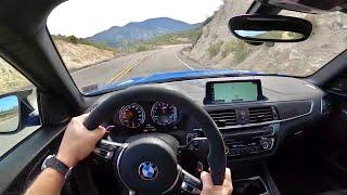 2021 BMW M2 CS - POV Test Drive (Binaural Audio)