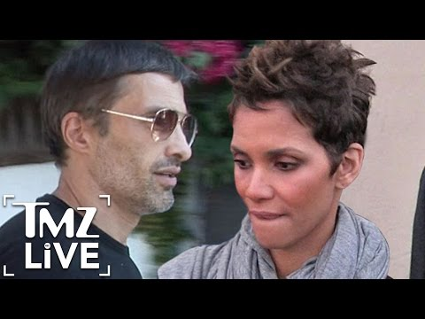 Halle Berry and Olivier Martinez's Divorce is Off For Now  TMZ Live