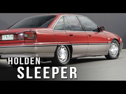 Holden Calais SLEEPER