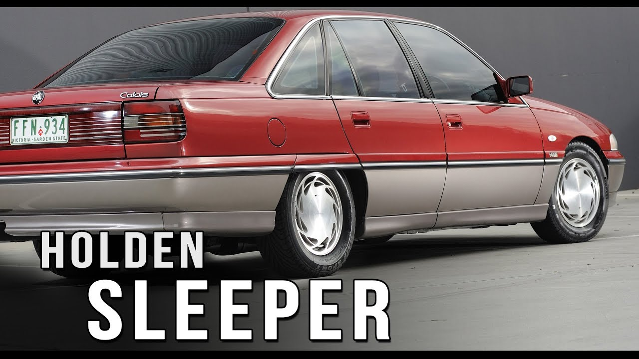 Holden Calais SLEEPER