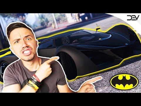 👿 BATMOBILE W GTA ONLINE ?!?! 👿 / DEV ARMY