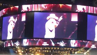 Rodeo Houston 2018 Jason Alden dirt road anthem