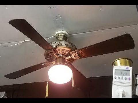 "nutone-verandah-deluxe-ceiling-fan-pfd-52-52""-antique-brass-stencil-blades"