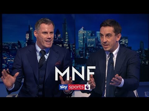 Jamie Carragher and Gary Neville have fiery debate about Dele Alli's future! | MNF
