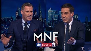 Jamie Carragher and Gary Neville debate Dele Alli's future! | MNF