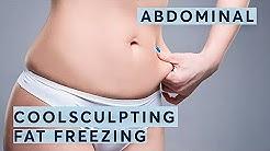 Fat Freezing   CoolSculpting Procedure @ Pulse Light Clinic -Abdominal