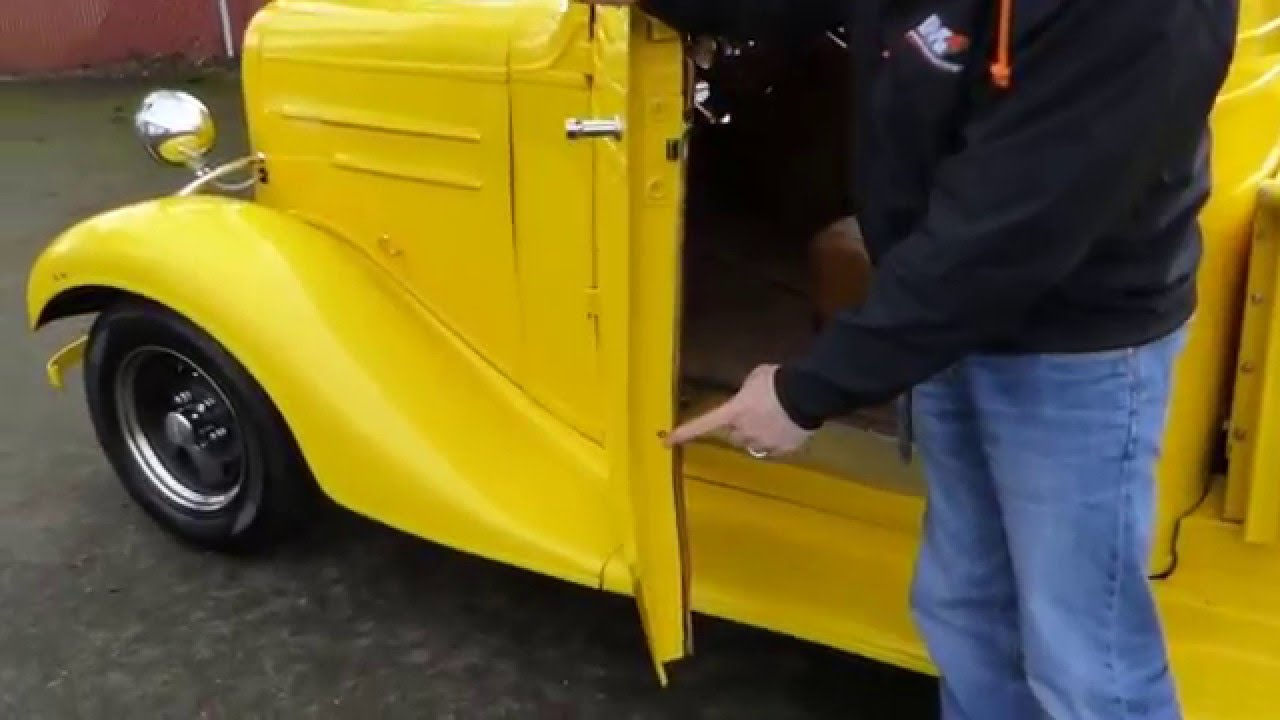 1936 Chevrolet Pick up Truck West Coast Collector Cars \