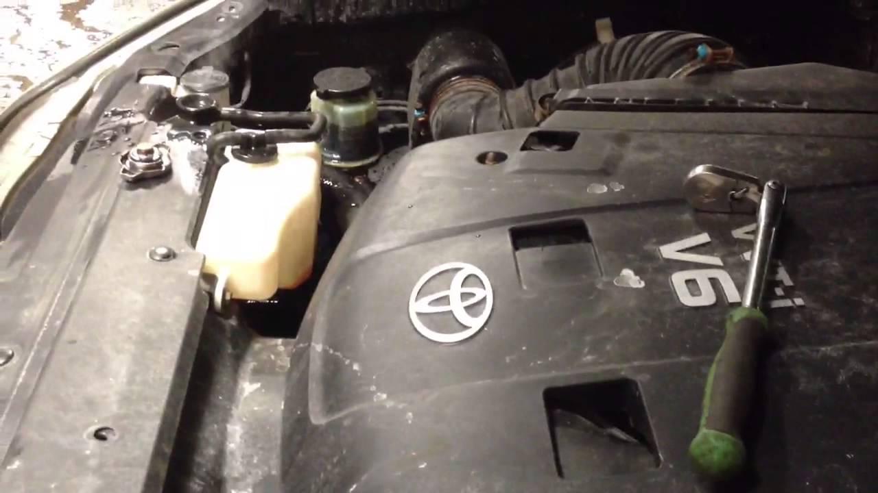 head gasket fail Toyota 4runner 4 0