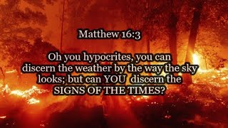 Did 2019 Video Preḋict 2020 Fires And Prove God is Speaking To Us?! Who Are The Witnesses Of God?