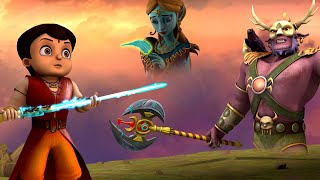 Super Bheem - Rise of The Magical Planet | Adventure Videos | Cartoons for Kids in Hindi