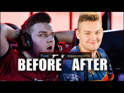 FaZe After NiKo's Arrival (CS:GO)