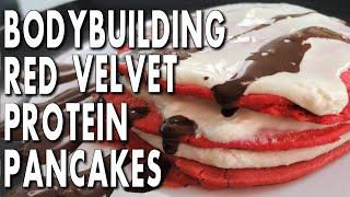 Easy & Delicious Bodybuilding Protein Pancakes