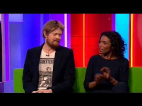 Death in Paradise  Kris Marshall & Sara Martins