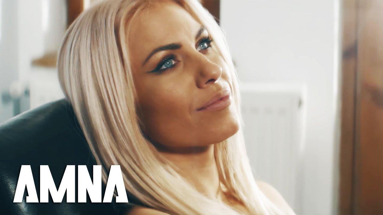 AMNA - Amore de Mi Vida ( MALUMA COVER ) - YouTube