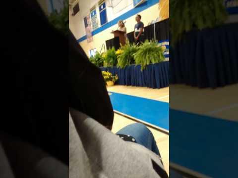 Glen Landing Middle School chant