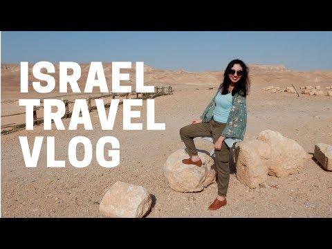 Israel Travel Vlog | 2018