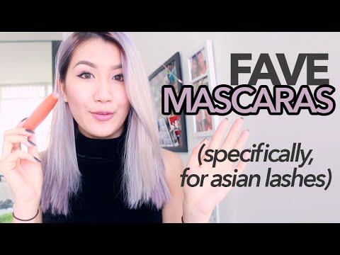 Best Mascaras (For Asian Lashes)