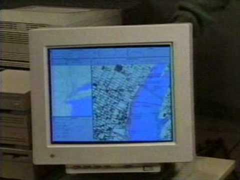 William Burke on GMA 1993