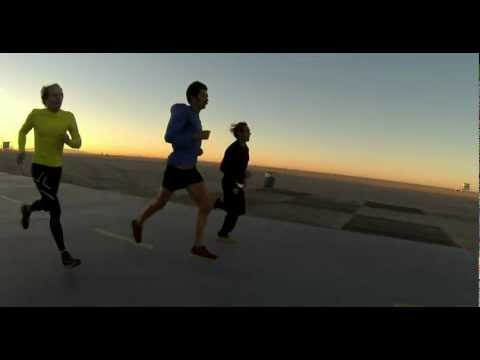 Los Angeles Speed Project (LASP) Santa Monica Beach Path Tempo Run