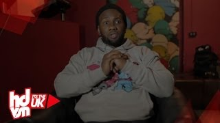 Footsie talks Dirtee Stank & Dizzee Rascal | HDVSN