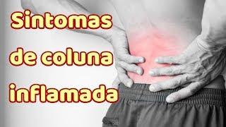 Nas áreas dor diferentes costas